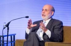 Congres met Ben Bernanke