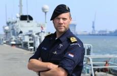 Fotografie voor Amports in de haven van Den Helder